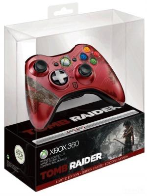 Un Pad 360 Tomb Raider