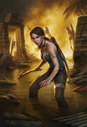 Un nouveau Tomb Raider en comics... Et en jeu vidéo ?