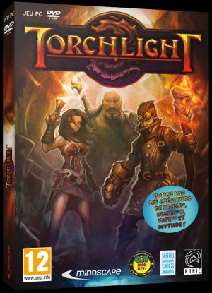 Torchlight en boîte et en français