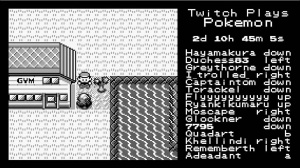 Twitch Plays Pokémon, les progrès
