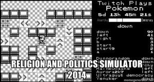 Twitch Plays Pokémon : Versions anarchie / démocratie