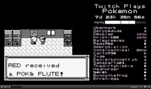 Twitch Plays Pokémon : C'est l'heure du safari