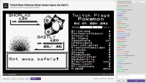 Twitch Plays Pokémon : C'est l'heure du safari
