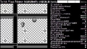 Twitch Plays Pokémon : Une légende et un dieu