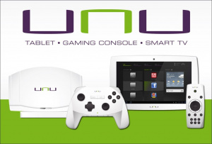 Unu : Entre la console, la tablette et la Smart TV