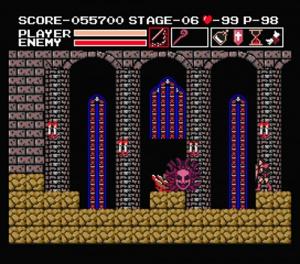 TEST VAMPIRE KILLER MSX 2 Vampire_killer_011