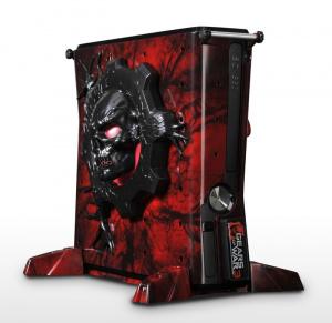 Un boîtier Xbox 360 pour Gears of War 3