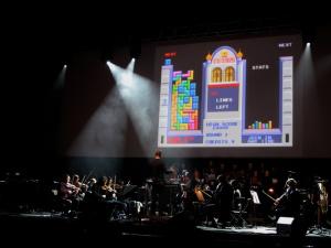 Concert Video Games Live ce week-end à Paris
