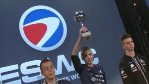 ESWC 2013 : Vinch champion de France FIFA 14