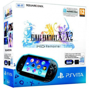Un bundle Vita + Final Fantasy X / X-2 HD