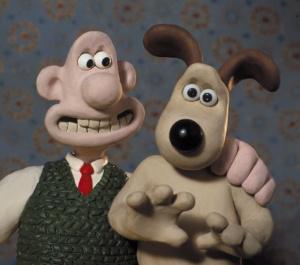 Un jeu pour Wallace & Gromit