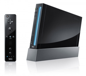 La Wii noire arrive en France