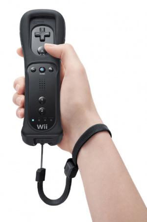 Quelques images de la Wii noire