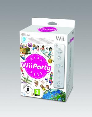 Wii Party vendu avec une Wiimote