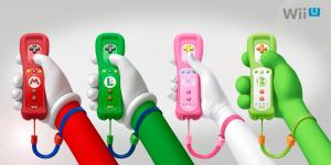 Des Wiimote Peach et Yoshi en France