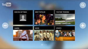 Bientôt une application YouTube sur Wii