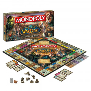 World of Warcraft s'invite dans le Monopoly