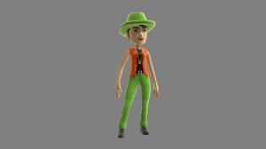 Des avatars 360 pour WWE'13