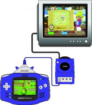 Vive la connectivité GameCube/GBA !