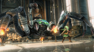Zelda Wii U très différent de la démo E3