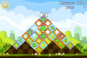 Angry Birds Seasons gratuit sur iPhone et iPad