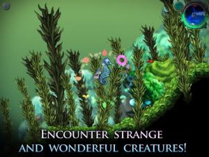 Aquaria disponible sur iPad!