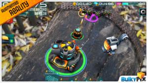 Les meilleurs jeux iOS - Semaine du 8 au 15 décembre