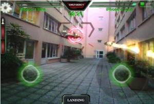 L'AR Drone en vidéo