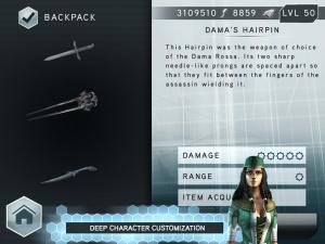 Assassin's Creed Rearmed sur iOS