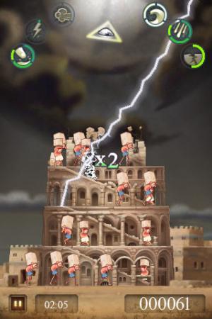 Babel Rising gratuit aujourd'hui sur l'AppStore !