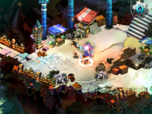 Bastion maintenant sur iPhone et iPod