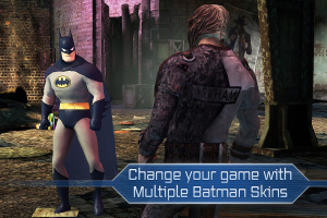 Batman Arkham City Lockdown sur iOS