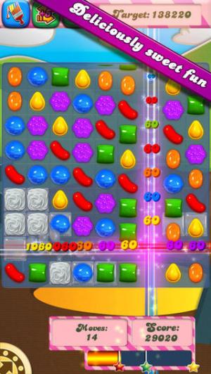 """King (Candy Crush Saga) veut interdire les jeux comprenant le mot """"Candy"""" dans leur titre"""