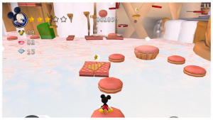 Mickey Castle of Illusion disponible sur iOS