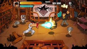 Les combattants de Street Fighter rejoignent Combo Crew