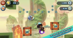 Les meilleurs jeux iOS - Semaine du 3 au 9 février