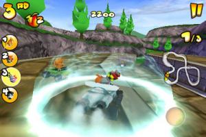 Crash Bandicoot : Nitro Kart 2 / iOS