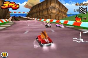 Crash Bandicoot : Nitro Kart 3D / iOS