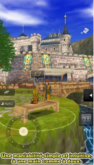 Dragon Quest sur smartphones