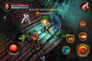 E3 2010 : Images de Dungeon Hunter II