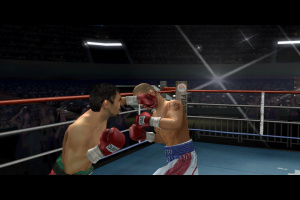 Fight Night Champion aussi sur iPhone