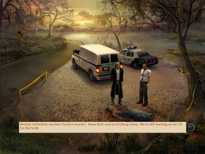 GDC 2014 - Gabriel Knight : Sins of the Fathers - 20th Anniversary Edition