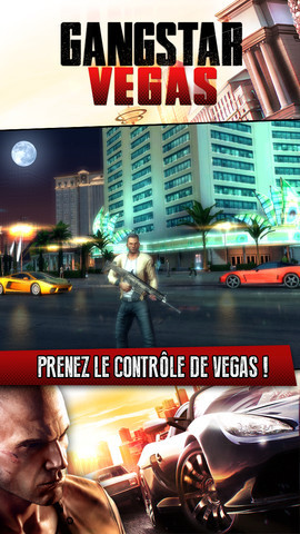 Gangstar Vegas de sortie sur l'App Store