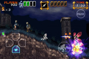 Images de Ghosts'n Goblins : Gold Knights