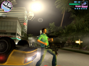 Images de GTA : Vice City sur tablettes
