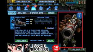 Comment bien réussir les niveaux dans Gun Bros