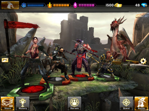 Un free-to-play Dragon Age sur mobiles
