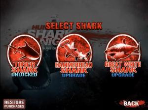 Hungry Shark Night