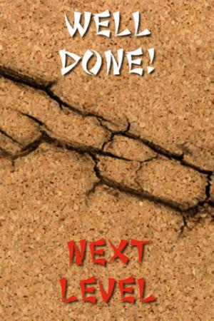 Un jeu qui casse des briques sur iPhone