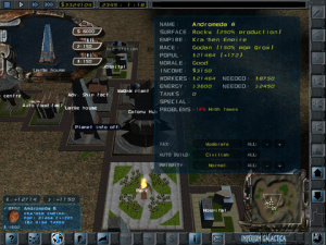 Imperium Galactica II : Alliances sur iPad